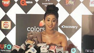Shivangi Joshi At Colors TV Awards | Colors IWMBuzz TV Awards 2019