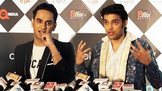 Vikas Gupta And Parth Samthaan At Colors TV Awards | Colors IWMBuzz TV Awards 2019