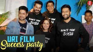 URI Film Success Party | Vicky Kaushal Yami Gautam Mohit Raina