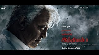 Indian2 shooting starts!  The 'older, wiser, deadlier' Senapathy is back