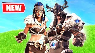 NEW FYRA SKIN  AND JAEGER SKIN FORTNITE ITEM SHOP COUNTDOWN! January 17th New Skins & Emotes