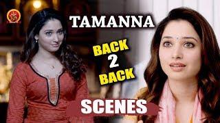 Tamanna Back To Back Scenes - 2019 Telugu Movie Scenes - Bhavani HD Movies