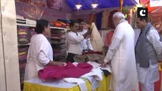 PM Modi inaugurates shopping fest & purchased jacket using RuPay card