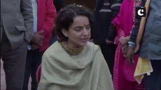 Kangana Ranaut dedicates temple in hometown Mandi to ancestors & locals