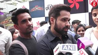 If the Allegations are true on Rajkumar Hirani action should be taken - Emraan Hashmi