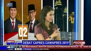 Special Report: Debat Pertama Pilpres 2019, Siapa Menang? # 4