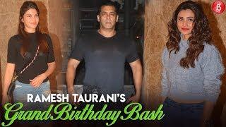 Ramesh Tauranis Birthday Bash | Salman Khan Jacqueline Fernandez , Daisy Shah