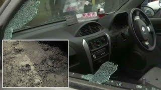 Militants lob grenades near CRPF bunker in Srinagar's Lal Chowk