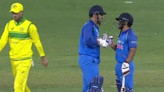 MS Dhoni special seals the ODI series