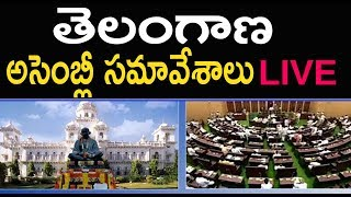 Telangana Assembly LIVE Top Telugu TV | 2nd Day Of Telangana Assembly Sessions 2019 LIVE |