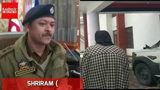 Lolab resident planning to join militancy held with grenade: Kashmir Police