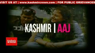#KashmircrownnewsKashmir Crown presents Kashmir Aaj with Basharat Mushtaq 18th January 2019