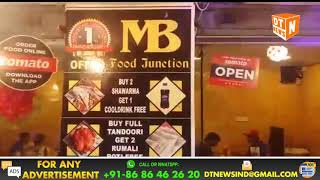 MB Food Junction   Celebrated its Completion of 1st Year - DT News