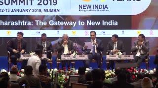 "Host State Session: ""Maharashtra : The Gateway to New India"""