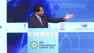 Valedictory Session of the Partnership Summit 2019 #CIIPS2019