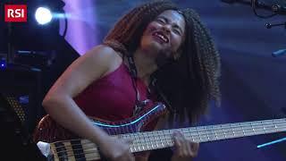 Mohini Dey Bass Guitar Solo - Lugano jazz Festival - Ekalavya Live In Concert