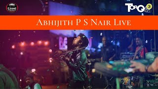 Abhijith P S Nair LIve In Concert -Torq 03 Bangalore-Intro Video