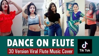 30 Version Viral Flute Music Cover | TikTok Latest Video | SatyaBhanja
