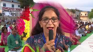 Science Divine Experience At Rishikesh Shivir 2018
