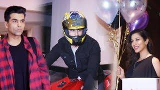 Manish Malhotra Birthday Bash | Karan Johara Freddy Daruwala