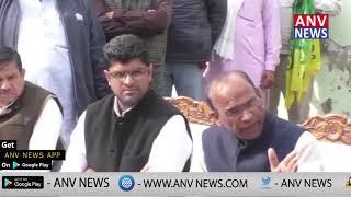 "दुष्यंत चौटाला ने किस बड़े नेता को बताया ""चाइनीस लाटू "" || ANV NEWS #DEEPAK_THAKUR"