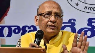 PM Modi, Amit Shah 'afraid' of grand alliance: Abhishek Manu Singhvi