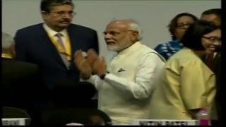 PM Shri Narendra Modi inaugurates Vibrant Gujarat Summit -2019