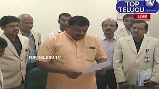 Goshamahal BJP MLA Raja Singh Swearing In | Telangana Assembly 3rd Day Top Telugu TV LIVE