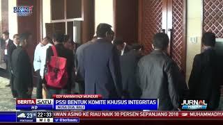 Kongres Resmikan Komite Integritas PSSI Perangi Pengaturan Skor