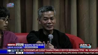 Nama BW Dicoret Panelis Debat Capres, Ini Alasan KPU