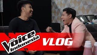 Coach Vidi dan Nino Aslinya Ga Kompak? Ini Faktanya!   VLOG #12   The Voice Indonesia GTV 2018
