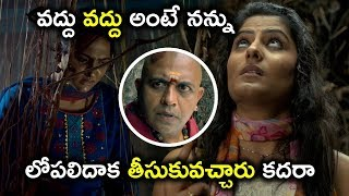 వద్దు వద్దు అంటే నన్ను లోపలిదాక తీసుకువచ్చారు కదరా - Telugu Movie Scenes Latest