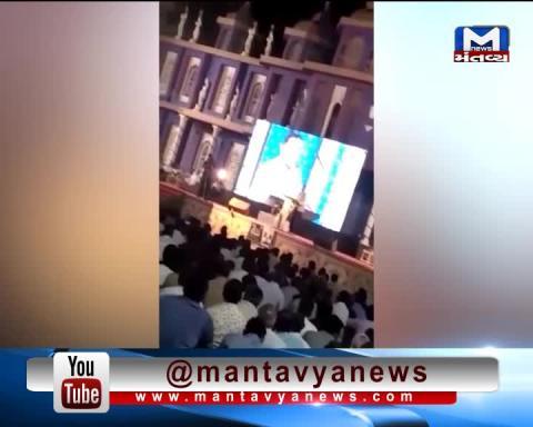 Surat: Viral Video of Joint Commissioner of Police Harikrishna Patel
