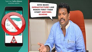 Michael Lobo Also Opposes Traffic Sentinel Scheme Says Do The Roads First