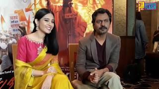 Thackeray Movie - Nawazuddin Siddiqui & Amrita Rao Exclusive Interview