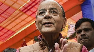 The fear of Modi is bringing Opposition parties together, says Arun Jaitley