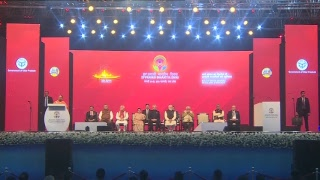 PM Shri Narendra Modi inaugurates 15th Pravasi Bharatiya Divas Convention in Varanasi, UP