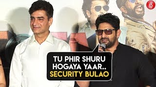 Arshad Warsi LASHES Out At A Reporter Calls Security To THROW Him Out
