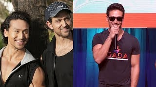 Tiger Shroff Talks About His Upcoming Movie With Hrithik Roshan