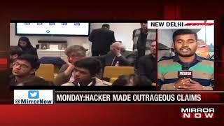 EVM Hackathon: EC asks Delhi Police to file FIR against self-proclaimed cyber expert