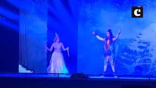 Hema Malini performs at Pravasi Bharatiya Divas