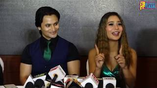 UNCUT- Sara Khan & Bhushan Patiyal Released The First Look Of Horror Film Pyar Ektarfa