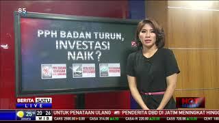 Hot Economy: PPH Badan Turun, Investasi Naik? #2