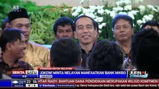 Jokowi Imbau Nelayan Manfaatkan Bank Mikro untuk Modal