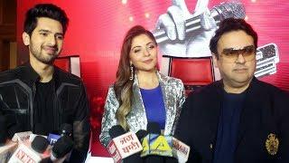 The Voice New Show Launch   STAR PLUS   Adnan Sami, Armaan Malik, Kanika Kapoor