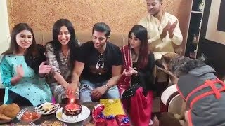 Karanvir Bohra And Teejay Meets Saba And Somi In Jaipur | Teejay Birthday Celebration