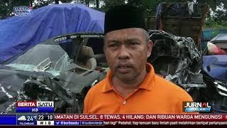 Wakil Ketua DPRD Banjar Meninggal Kecelakaan di Tol Cipularang
