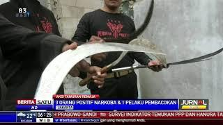 Pelaku Tawuran di Tambora Berhasil Ditangkap, 3 Orang Positif Narkoba