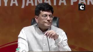 Piyush Goyal given additional charge of Finance Ministry during Arun Jaitley's indisposition