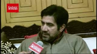 Kashmir Issue Needs Solution l,Imran Khan Er Rashid and Shah Faesal Are Role Models:Zubair Masoodi F